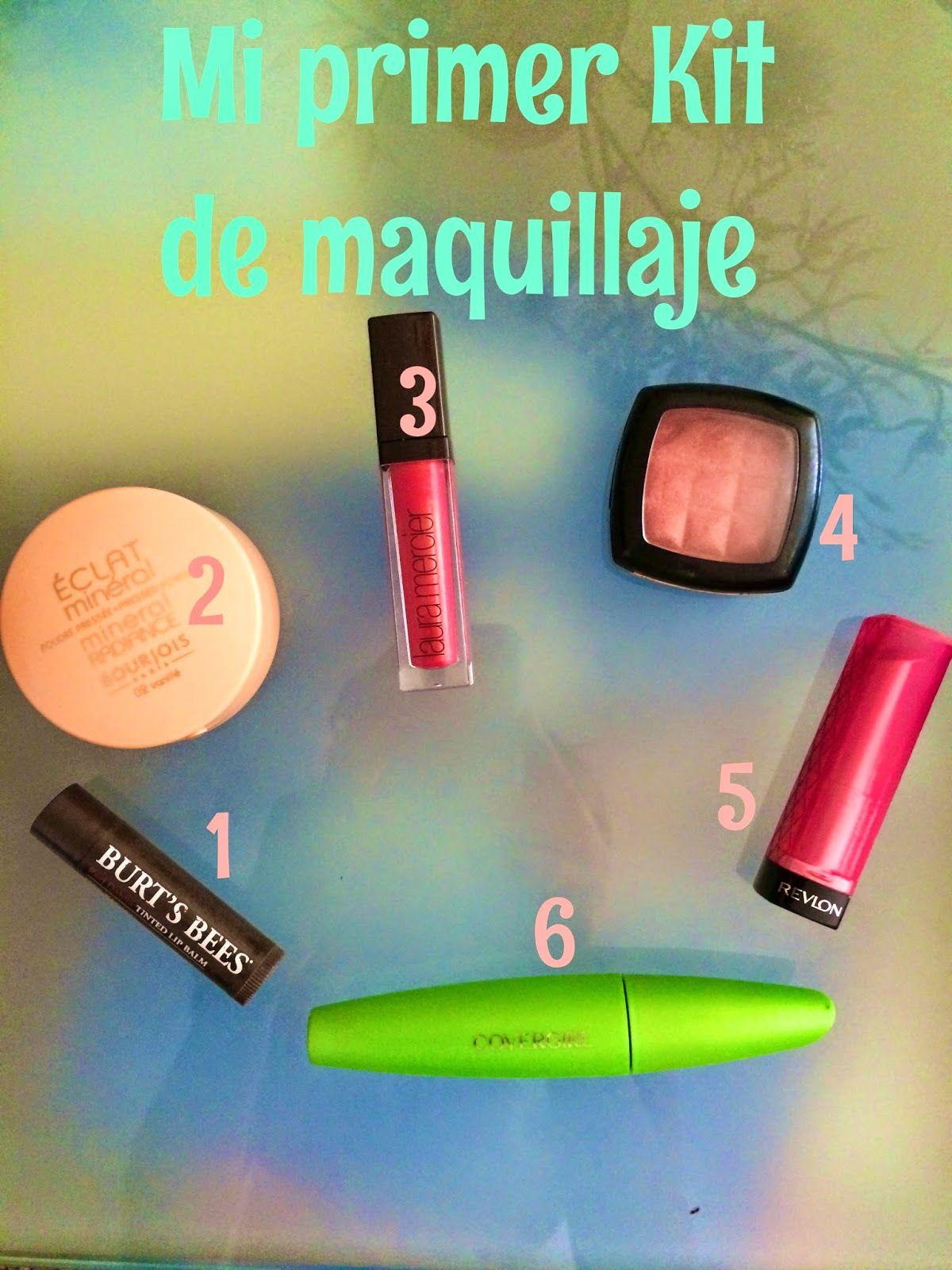 My Beauty Life Mi primer kit de maquillaje (con imágenes
