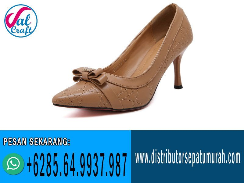 Jual Sepatu Kantor, High Heels, High Heels Murah, High Heels Terbaru 2017,