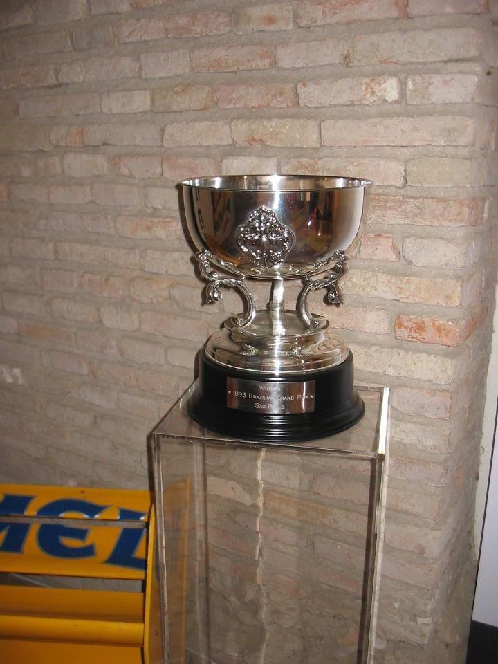 F1 Ayrton Senna Nostro campione