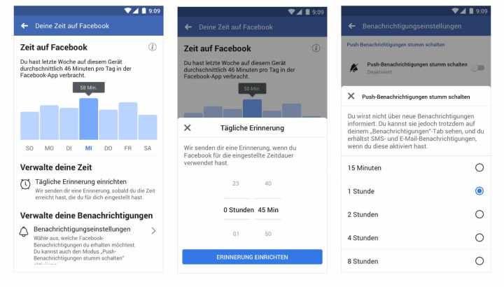 Facebook schaltet AktivitätenDashboard für Nutzer frei
