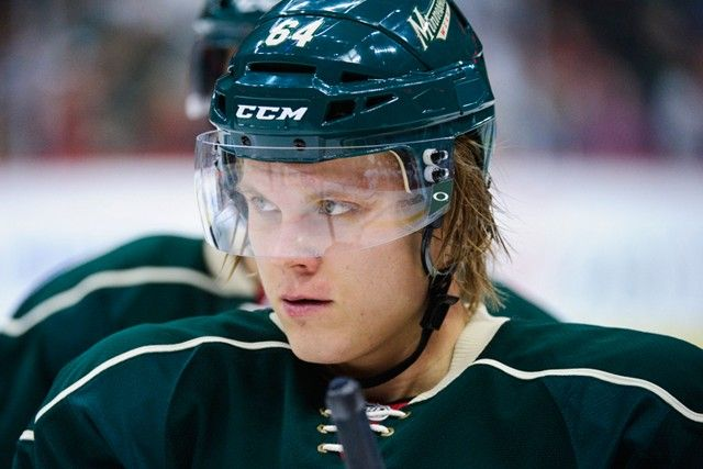 Mikael Granlund Mikael Granlund Minnesota Wild resign Mikael Granlund for two years