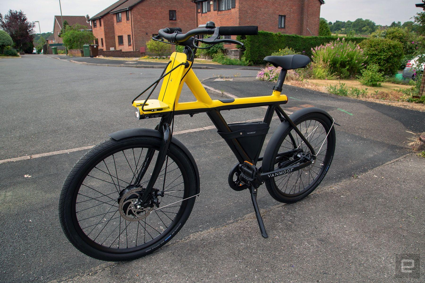 Vanmoof S Electrified X Cured My Fear Of Bike Thieves Bike Bike