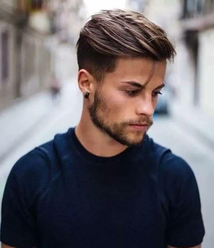 75 Beste Manner Frisuren Seiten Kurz In 2020 Manner Frisuren Frisuren Coole Manner Frisuren