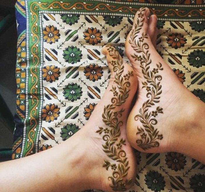 1001 id es de henn pied pour magnifier votre look art pinterest hennas mehndi and mehendi. Black Bedroom Furniture Sets. Home Design Ideas