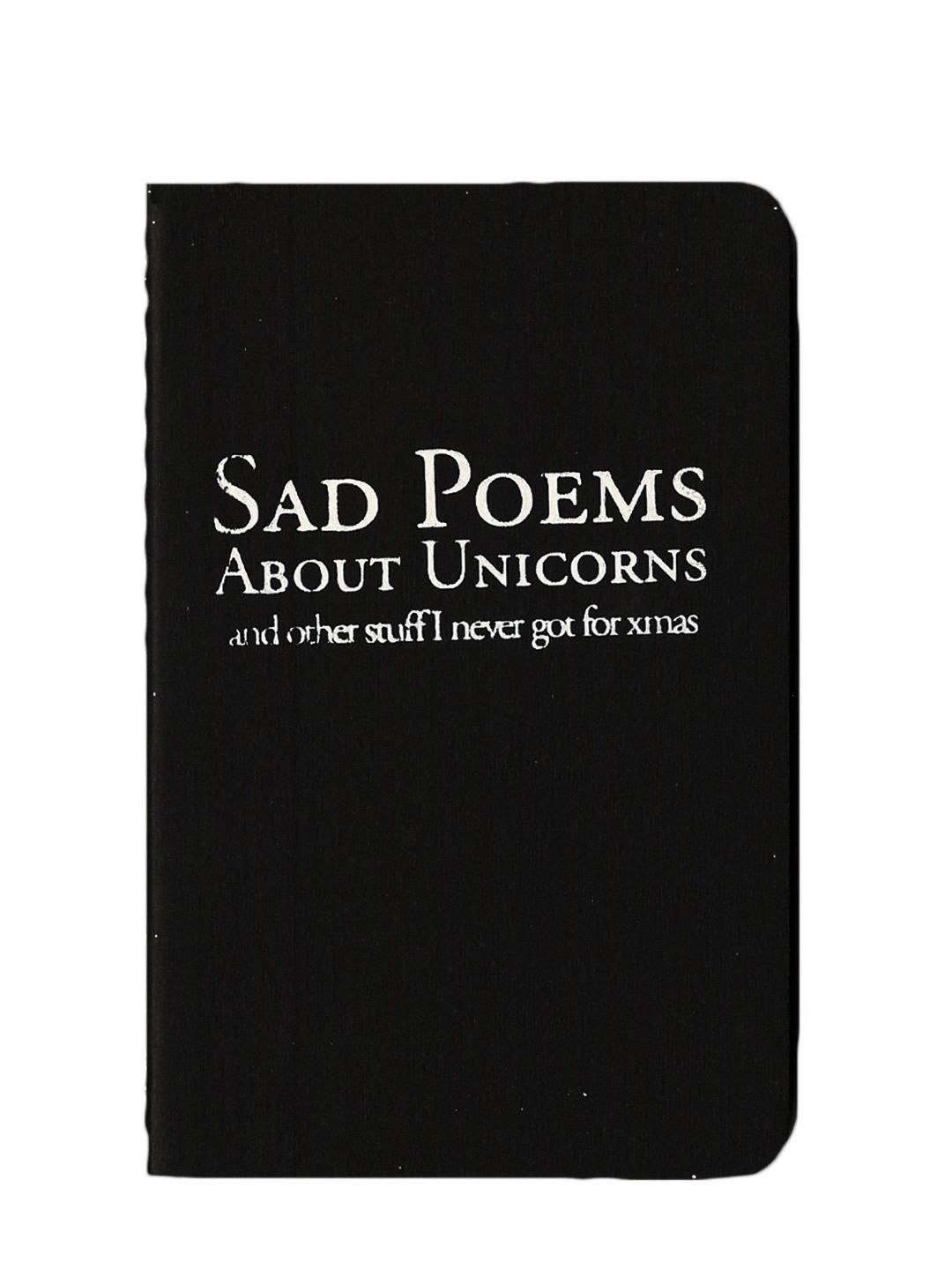Sad Poems About Unicorns and other stuff I never got for ... | 1080 x 1440 jpeg 74kB