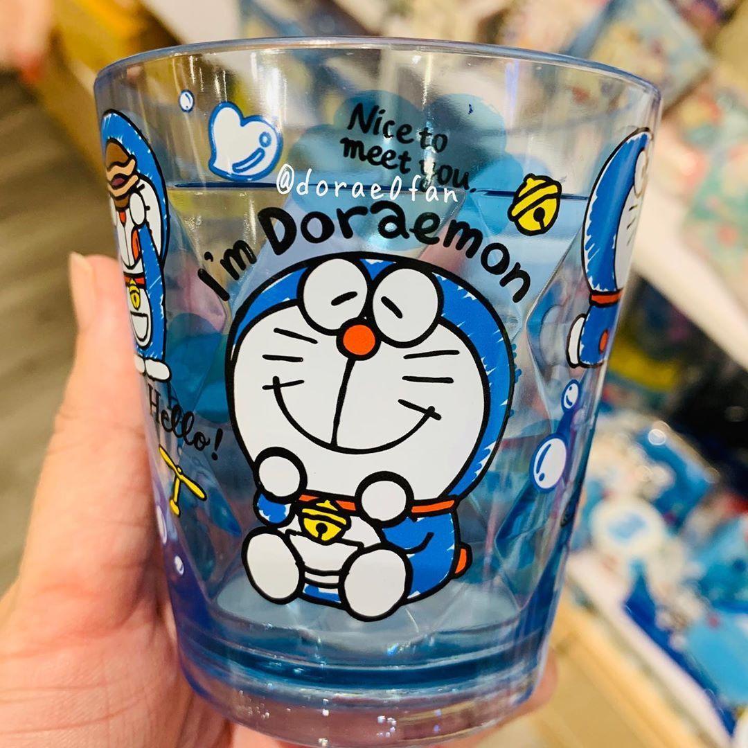dorae0fan instagram doraemon contented with life ドラえもん ドラミ doraemon dorami dorae0fan doraemoncollection 小叮噹 叮噹 glassware shot glass beer glasses