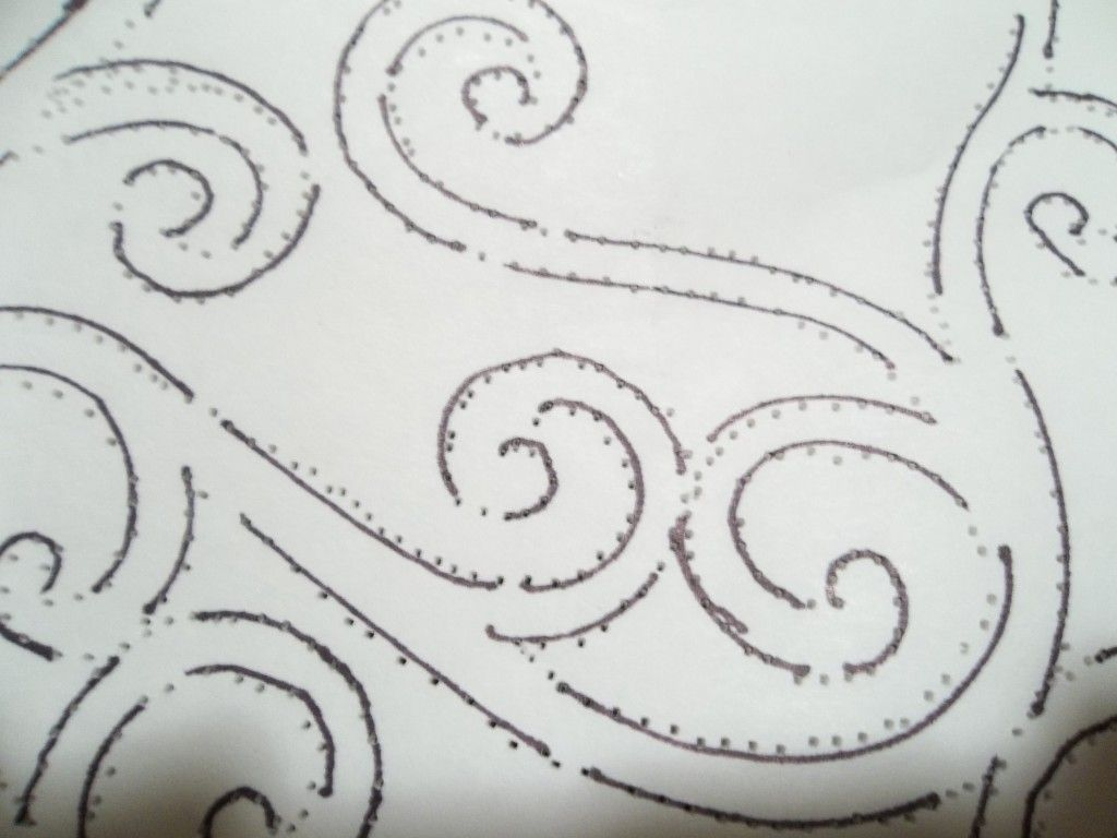 free motion quilting templates - printable continuous line quilting patterns easy free