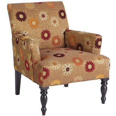 Liliana Armchair Daisy Gold Armchair Living Room Chairs Furniture
