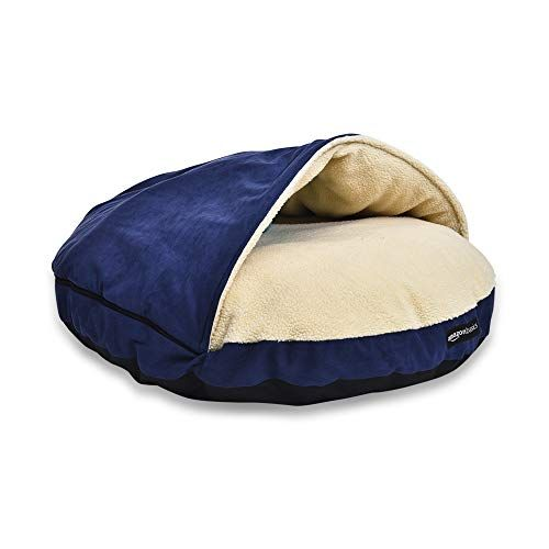 Cool Amazonbasics Extra Large Pet Cave Bed 45 X 45 X 14 Inches Theyellowbook Wood Chair Design Ideas Theyellowbookinfo