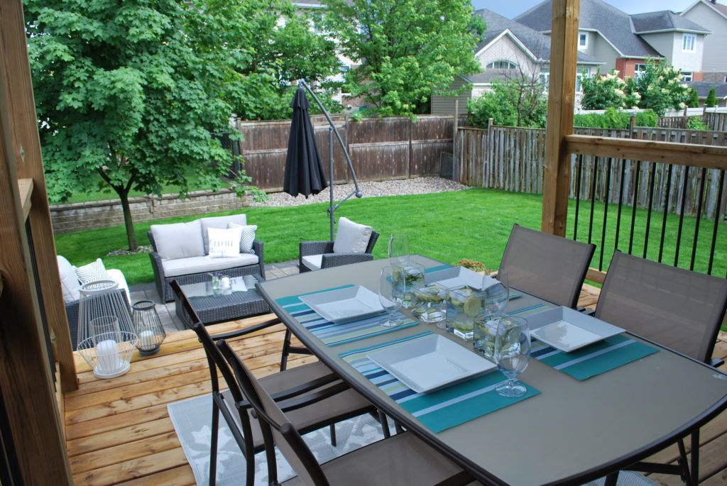 The Great Outdoor Living Event - our big backyard reveal ... on Ab And Outdoor Living  id=90000