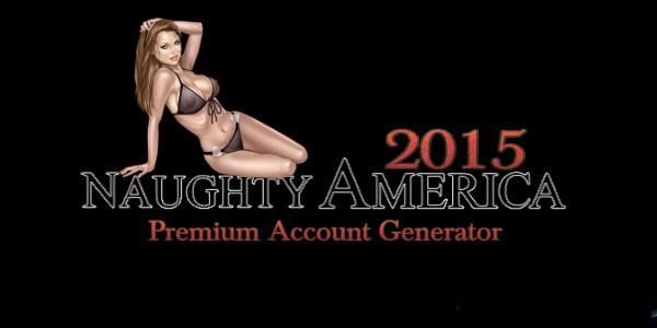 Naughtyamerica Premium Free Password Generator