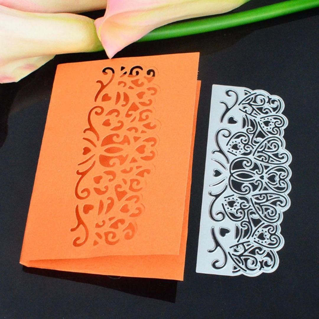 Metal Cutting Dies Stencil Scrapbooking Photo Album Paper Card Gift DIY Die-Cut