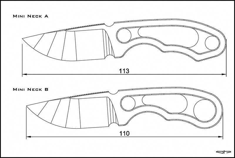 Ostap Designs Page 4 Knife Making Knife Template Knife Patterns