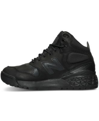 ecac8a72667ab New Balance Men's Fresh Foam Paradox Casual Sneaker Boots from Finish Line  - Black 10.5