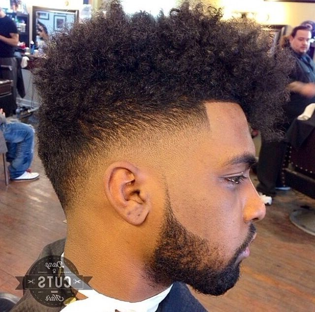 how to cut hair men fade