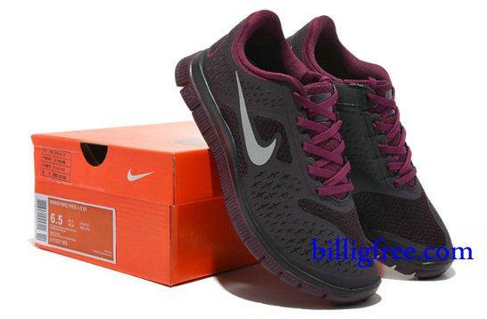 Billig Schuhe Damen Nike Free 4.0 V2 (Farbe:Sohle