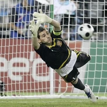 Iker Casillas Soccer Goalie Juventus Soccer