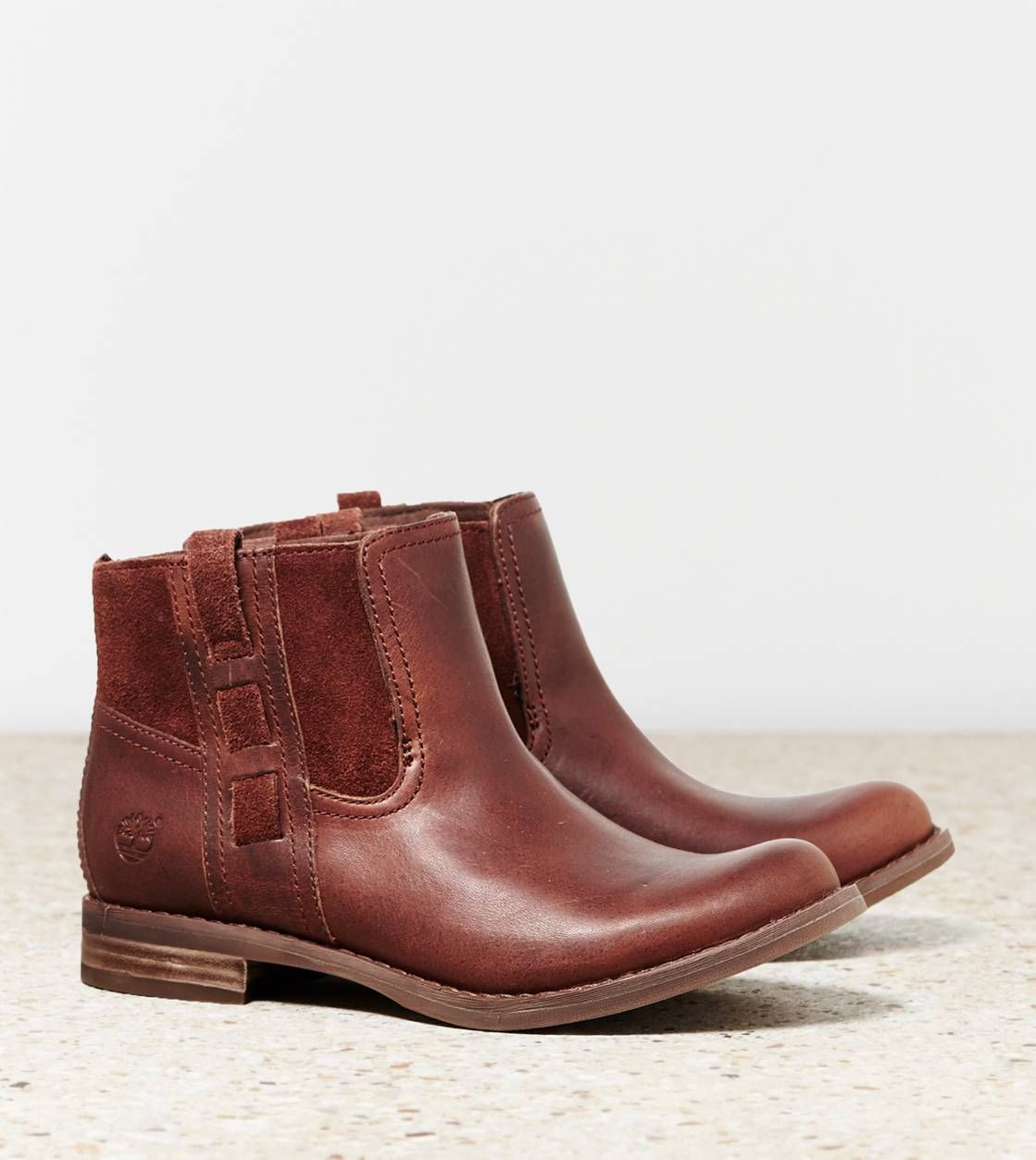 Timberland Earthkeepers Savin Hill Chelsea Timberland- Brown boots