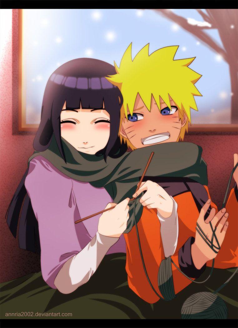 Naruto Shippuden Fanart Hinata X Naruto Scarf Hinata Naruto Naruhina