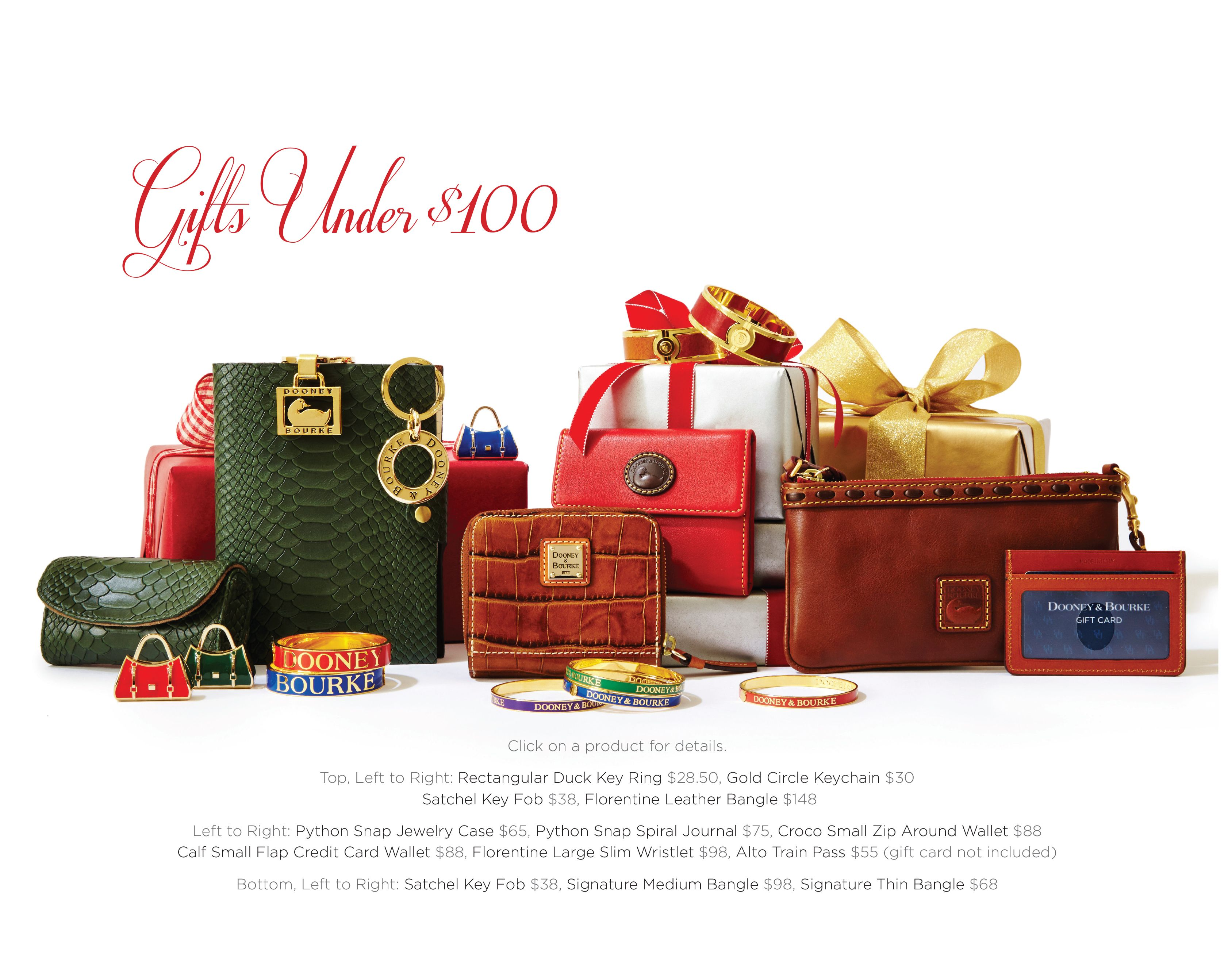 Shop the Dooney & Bourke Holiday Gift Guide now at http://www.dooney.com/OA_HTML/ibeCCtpSctDspRte.jsp?section=61463&dbref=d432&dbmed=social&dbsource=giftguide1113