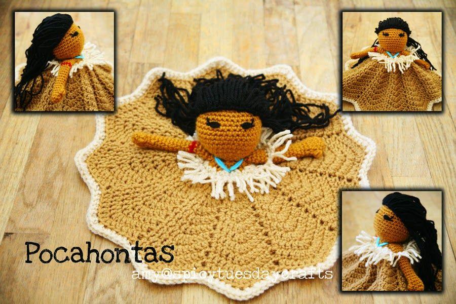 Free Amigurumi Disney Patterns : Disney princess crochet blanket lots of adorable patterns princess
