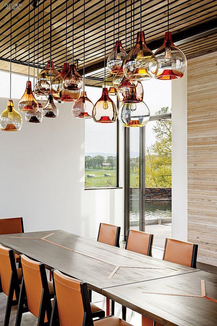 Editors Picks 90 Statement Light Fixtures Art Glass Lighting