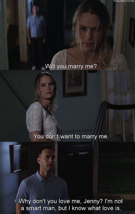 Forrest Gump - One of my favorite movies