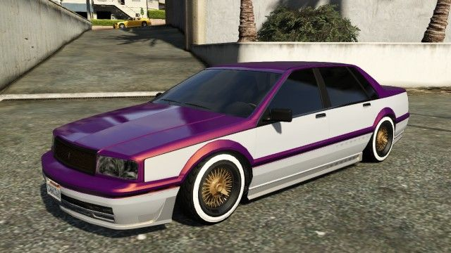 Albany Primo Gta Custom Paintjob Gta Sedans Pinterest