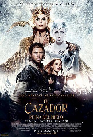 Ver El Cazador Y La Reina De Hielo 2016 Online Latino Hd Pelisplus Huntsman Movie Full Movies Online Free Free Movies Online