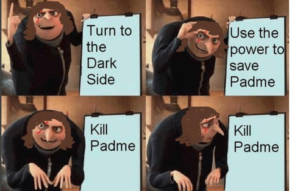 Grus Plan Meme Format