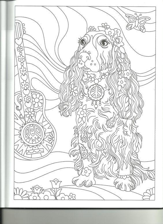 Pin von Barbara auf Marjorie Sarnat coloring   Pinterest   Dover ...