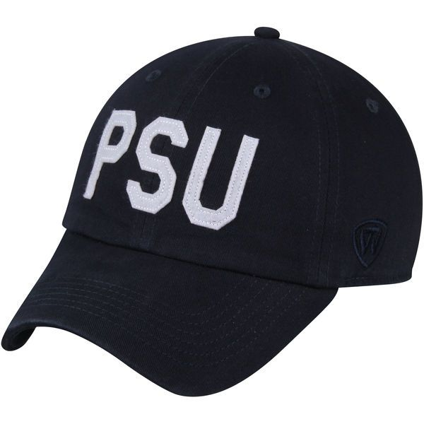 Penn State Nittany Lions Top of the World District Unstructured Adjustable  Hat - Navy -  21.99 261029c42aa