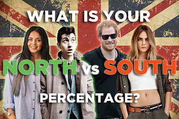 What Is Your Northerner Vs Southerner Percentage?