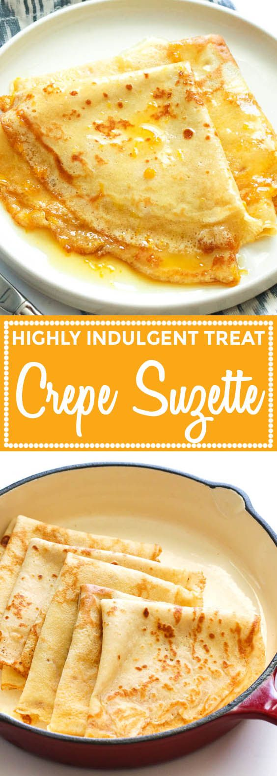 Photo of Crepe Suzette – Immaculate Bites
