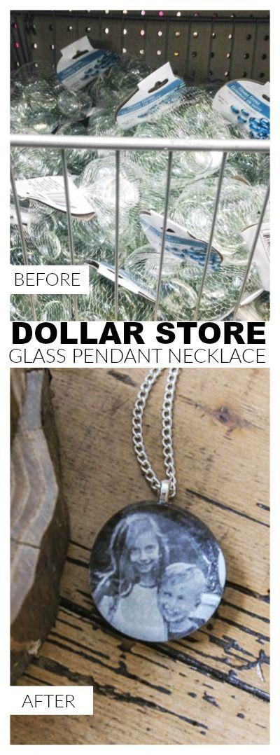 how to make glass pendants