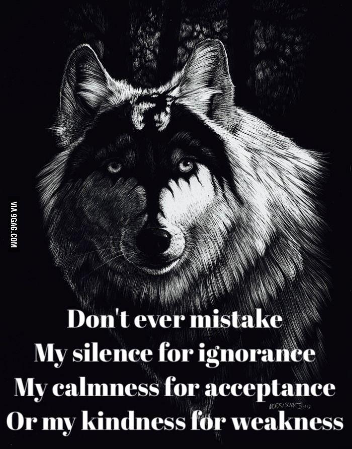 Sprüche über Wölfe Am Liebsten Sprüche In Bildern
