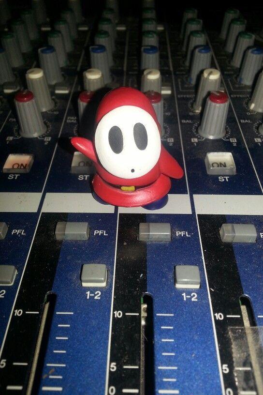 #elItalo en cabina de Radio Jiboa