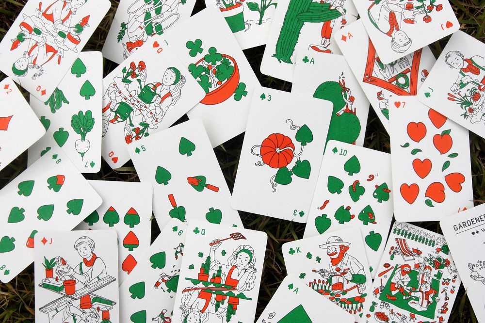 Gardeners Card - 김가든 Kimgarden