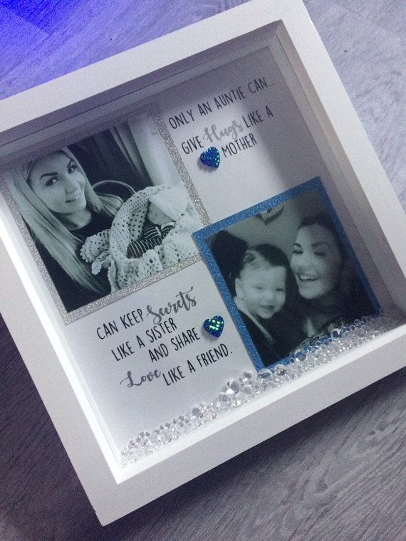 Only an Aunt Frame   Aunt gifts, Nephew gifts, Christmas ...