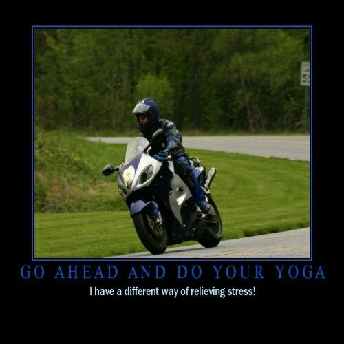 Insurance Quote For Motorcycle: Twist It Out, Throttle Yoga, Motocycle Sportbike, Bikers