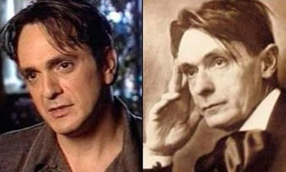 Hank Azaria Doppelgangers Pinterest - 24 celebrities and their incredible look alikes from past