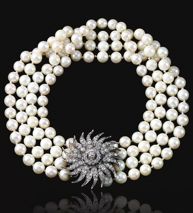 pearl gemstones on jewel gems rhinestones by gem pinterest necklaces junky pin pearls beads
