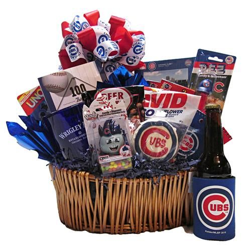 Cubs Collection Gift Basket