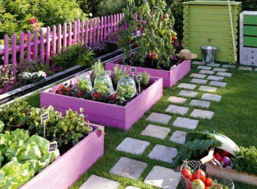 Gartendekoration Selber Machen Pflanzenkasten Aus Holz | Garten