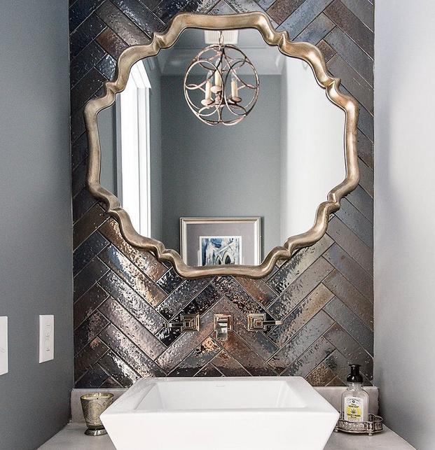 10 Beautiful Breathtaking Powder Room Ideas Avionale Design Elegant Decor Small