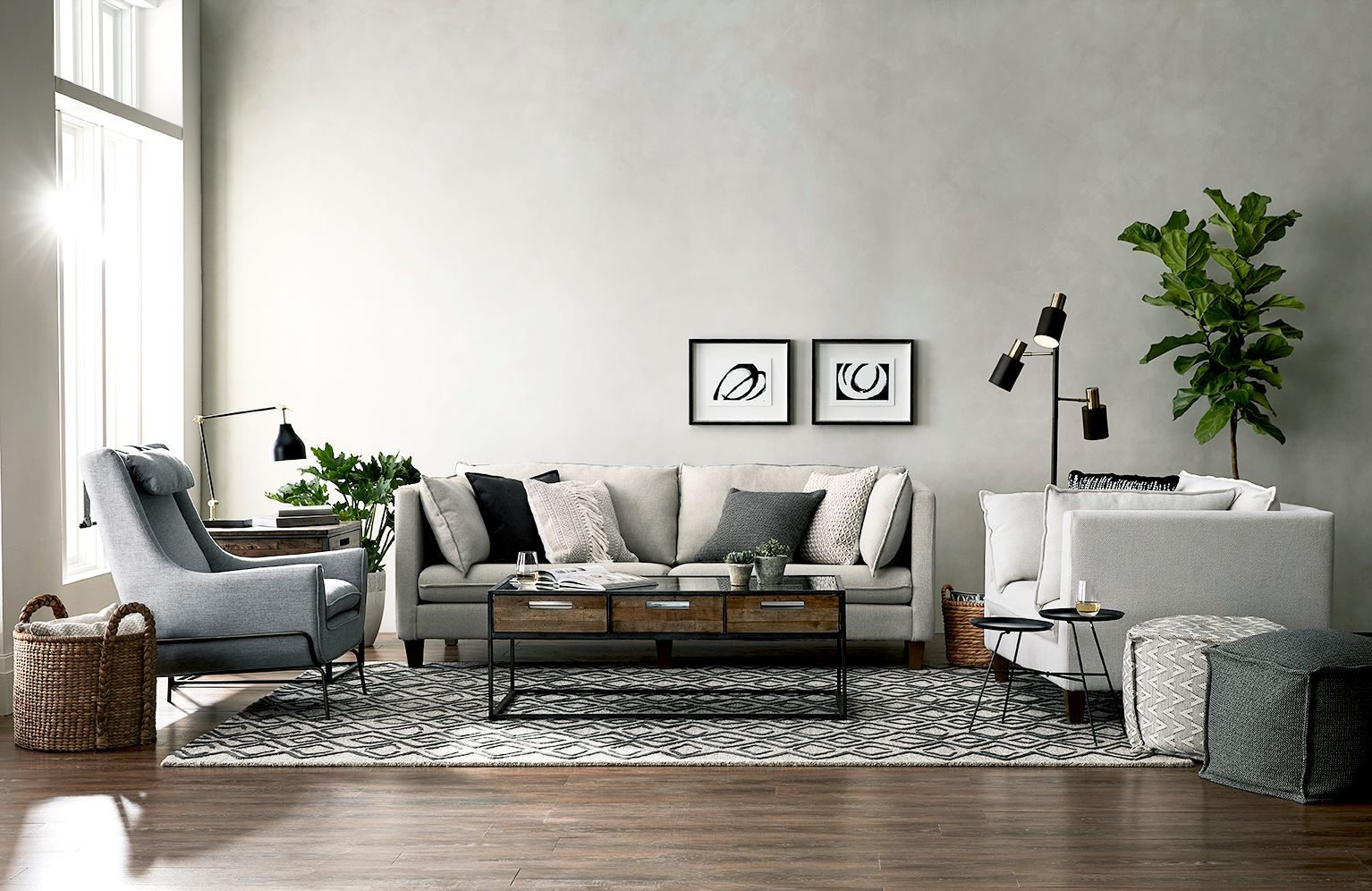 Hudsons Bay Canada Boxing Week in July Sale on Furniture