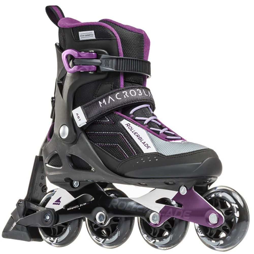 Rollerblade Macroblade 80 ABT Womens Adult Performance