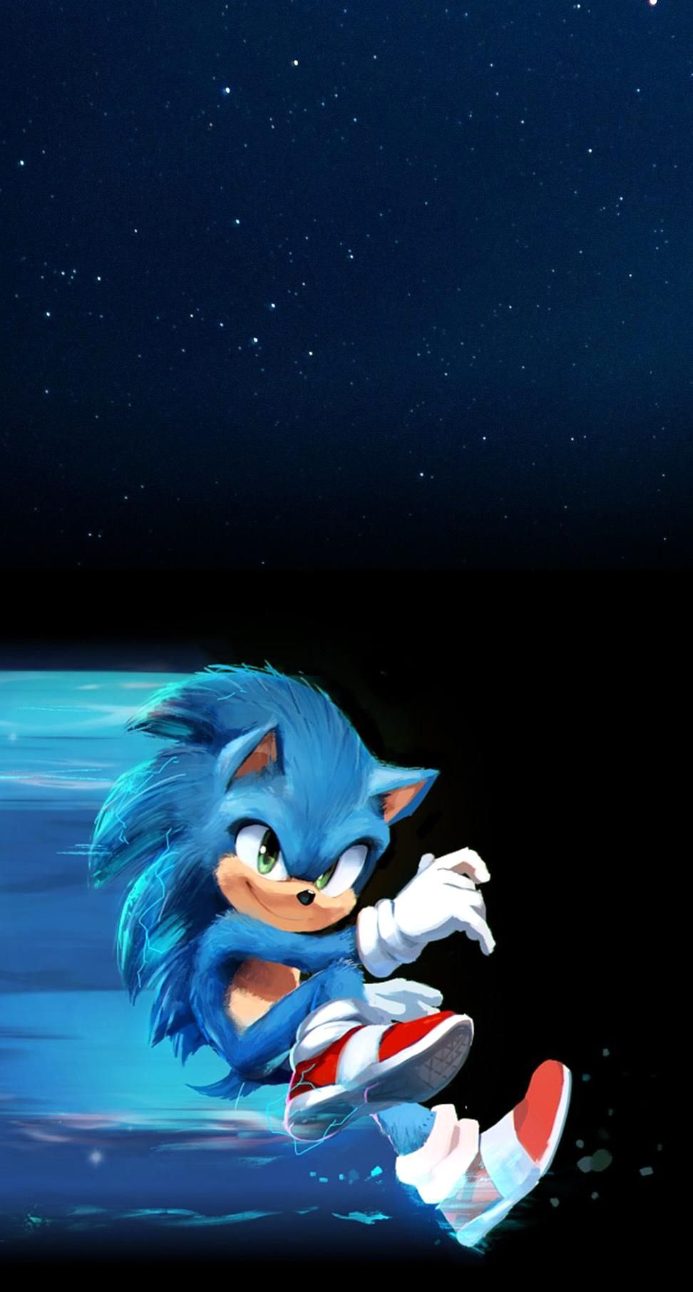Wallpaper IPhone SEGAs Sonic the Hedgehog MOVIE in 2020
