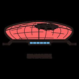 Saransk Football Stadium Logo Football Stadiums Stadium Football