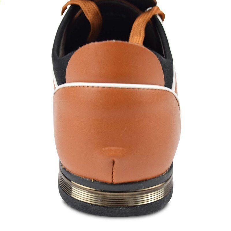 Zplover Duzy Rozmiar 37 50 Meskie Obuwie Moda Skorzane Buty Mezczyzni Trampki Letnie Oddychajace Meskie Plaskie Buty Zapatos Homb Leather Leather Backpack Bags